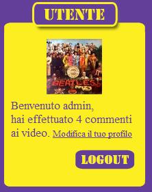 Wordpress: numero commenti utente loggato