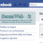 Come cambiare l'indirizzo di una pagina su Facebook