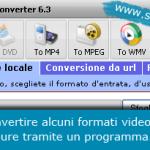 Convertitore formati video